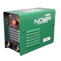 Aparat de sudura tip invertor MMA Nowa 355, 355 A, electrod 1.6 - 5 mm, masca, clesti, valiza transport