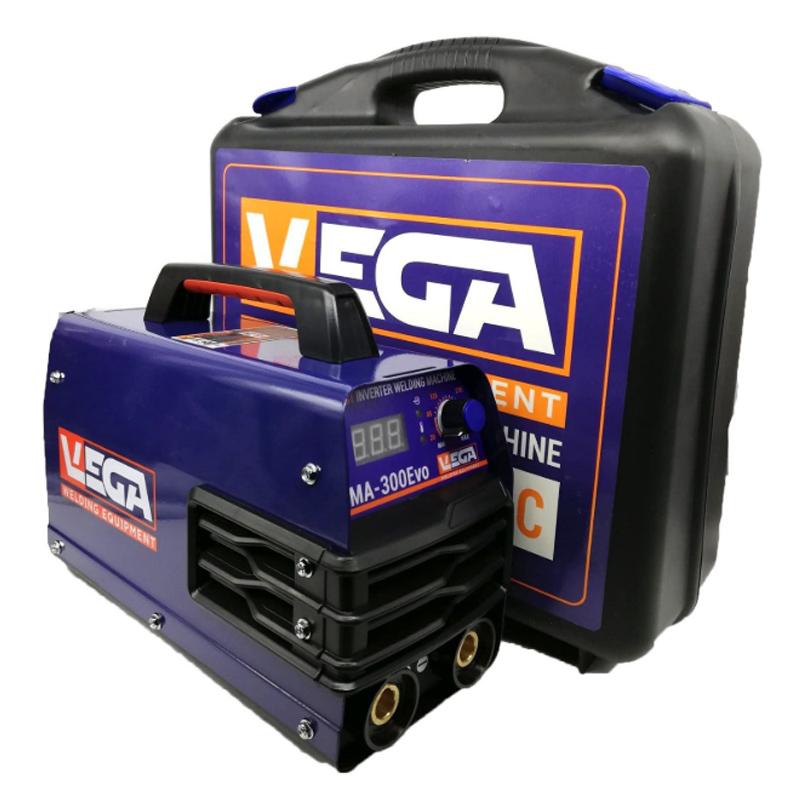 Aparat de sudura tip invertor MMA Vega Craft Tec, 6.6 kW, 250 A BMC, trusa inclusa 2021 shopu.ro