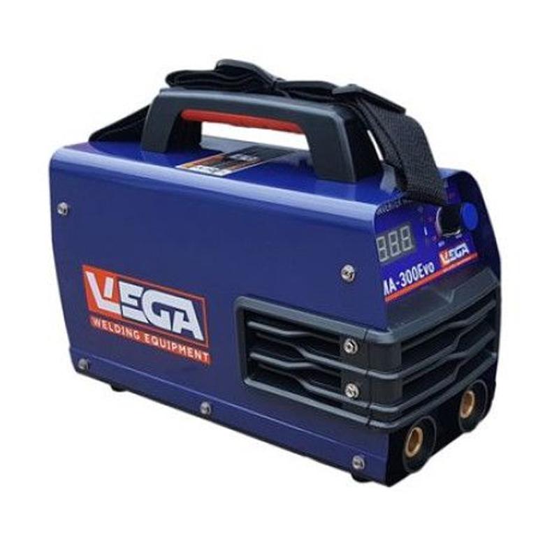 Aparat de sudura tip invertor MMA Vega, 300 A, electrozi 1.6-5 mm, valiza transport shopu.ro