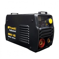 Aparat de sudura tip invertor ProWeld MMA-140, 140 A, monofazat, electrozi 1.6 - 3.2 mm, MMA, VRD, anti-stick