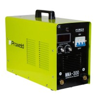 Aparat de sudura tip invertor ProWeld MMA-300, 300 A, 13 kVA, trifazat, tehnologie MOS-FET