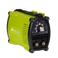 Aparat de sudura tip invertor ProWeld ROC-140I, 140 A, 5.5 kVA, monofazat, MMA, masca de mana inclusa