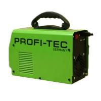 Aparat de sudura tip invertor Profi Tec, 305 A, 5.5 kW, afisaj digital, valiza inclusa