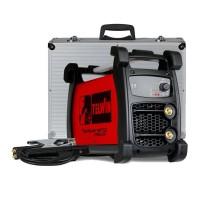 Aparat de sudura tip invertor Telwin Technology 186 MPGE XT CC, 160 A, 5 kW, electrozi 1.6 - 4 mm, IP 23