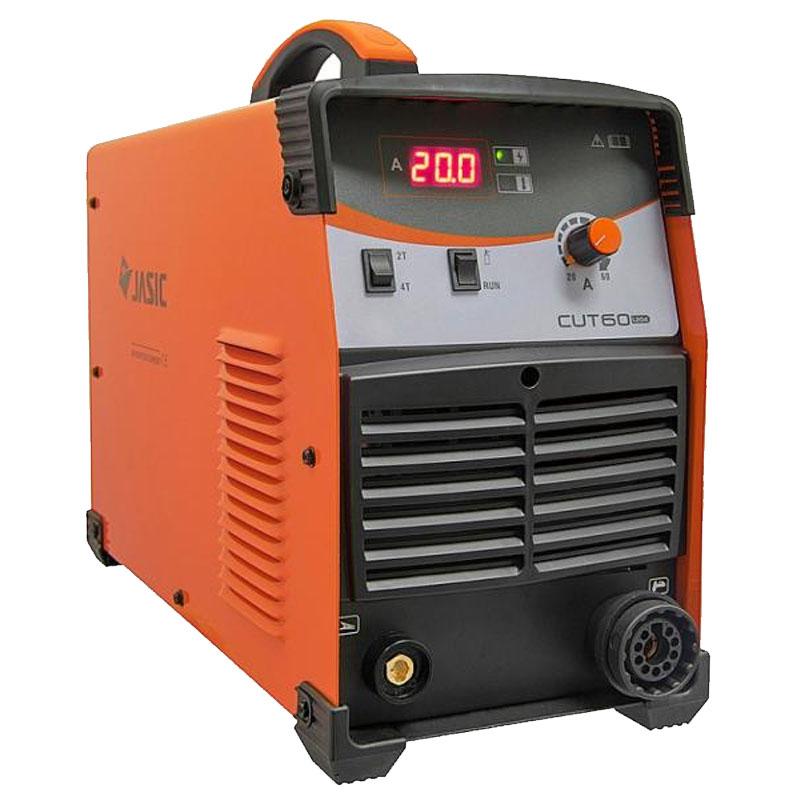 Aparat de taiere cu plasma Jasic CUT 60 L204, 60 A, 7.9 kVA, 20 mm, debit aer 160 l/min, 5 bar 2021 shopu.ro