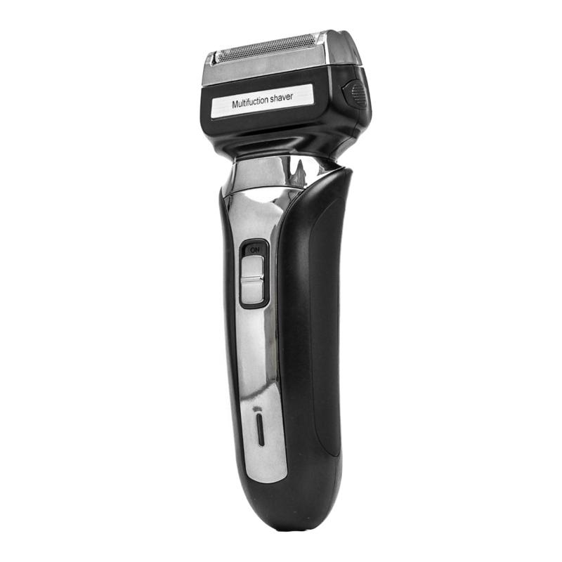 Aparat de tuns pentru barba 3 in 1 Nova, 3 W, lame inox, accesorii incluse 2021 shopu.ro
