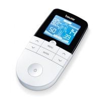Aparat electrostimulare EMS/TENS digital Beurer EM49, 4 electrozi
