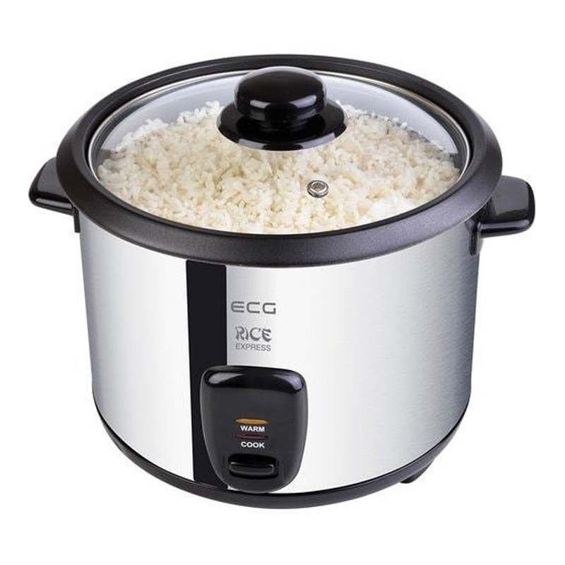 Aparat pentru gatit orez ECG, 700 W, 1.8 l, functie mentinere la cald 2021 shopu.ro