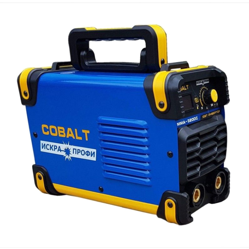 Aparat sudura tip invertor MMA Cobalt Craft Tec, 5.9 kW, 320 A 2021 shopu.ro