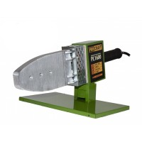 Aparat de lipit electric Procraft, 1600 W, maxim 300 grade, Verde/Gri