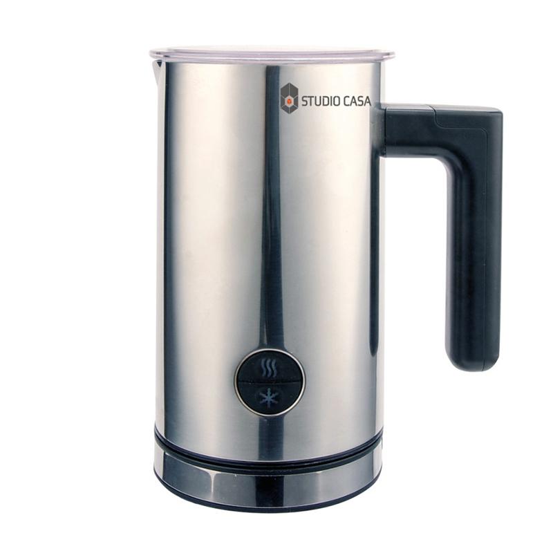 Aparat spumare/incalzire lapte Barinox Latteo Studio Casa, 450 W, 300 ml, inox 2021 shopu.ro