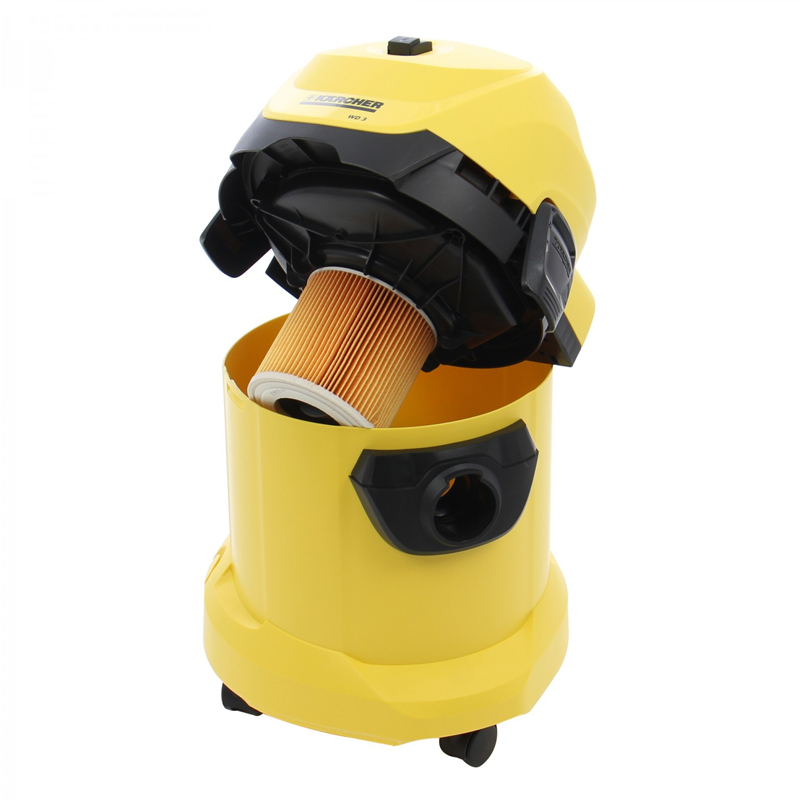 Apirator multifunctional Karcher WD 3, 17 l, 1000 W, aspirare uscata si umeda