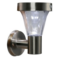 Aplica solara Hoff, senzor de miscare, LED, 0.5 W