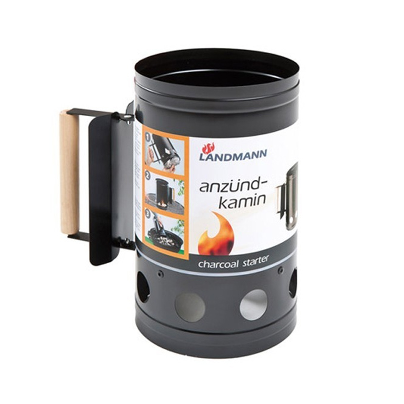 Aprinzator de carbuni Landmann, material tabla 2021 shopu.ro