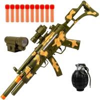 Arma Fortele Speciale, grenada si accesorii incluse