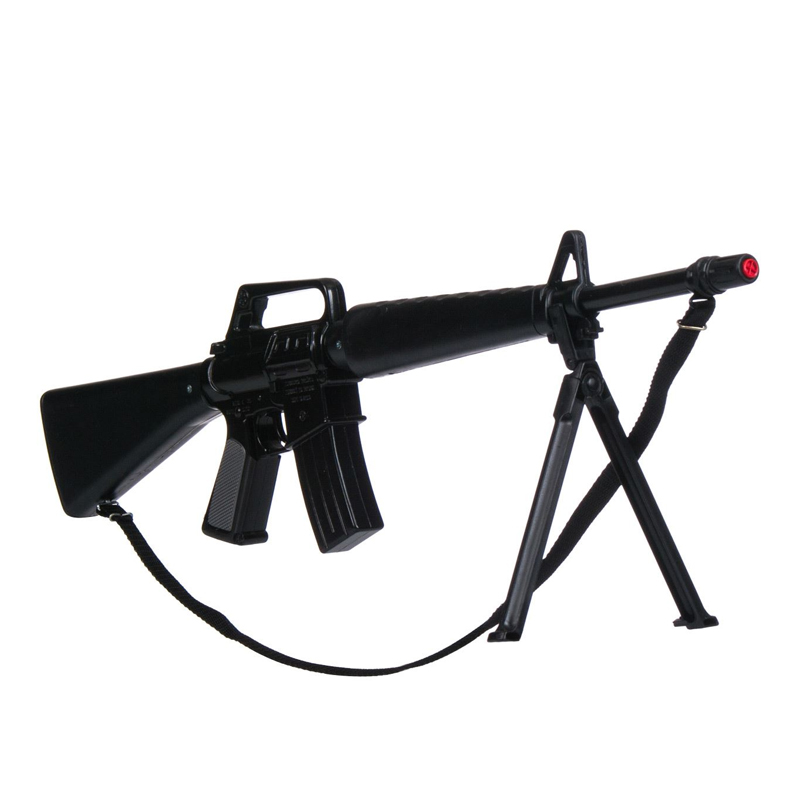 Arma de jucarie tip mitraliera M-118 Command, 72 x 18 cm, 3 ani+ 2021 shopu.ro