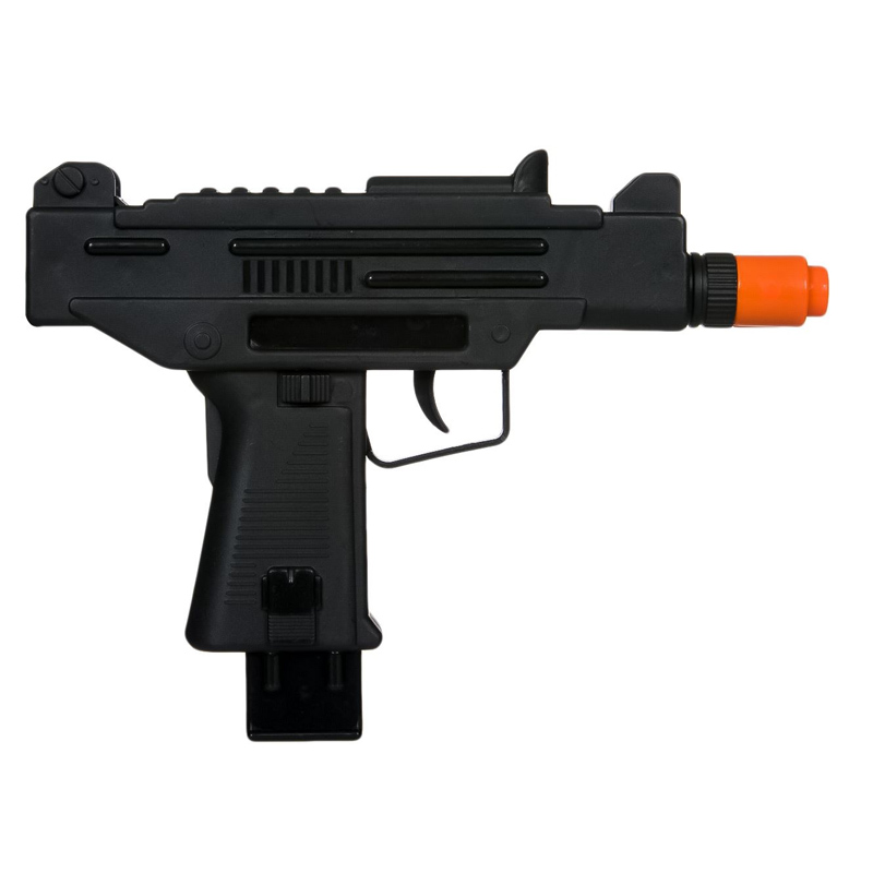 Arma politie Machine Gun, 25 cm, 2 x AA, 3 ani+ 2021 shopu.ro