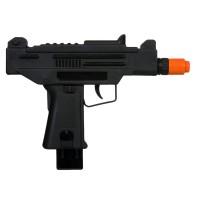 Arma politie Machine Gun, 25 cm, 2 x AA, 3 ani+