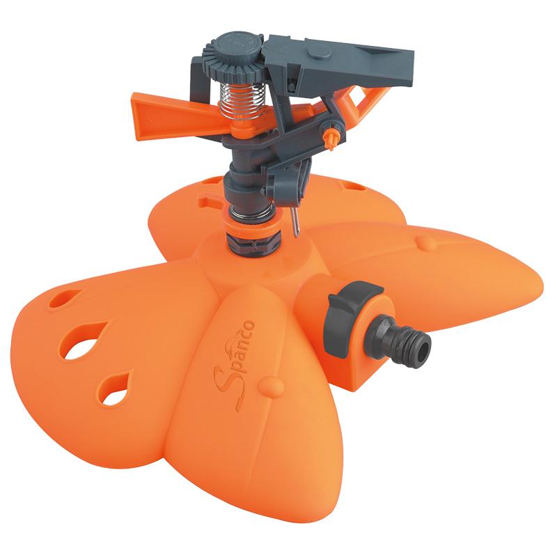 Aspersor fluture cu impuls YM8109, plastic 2021 shopu.ro