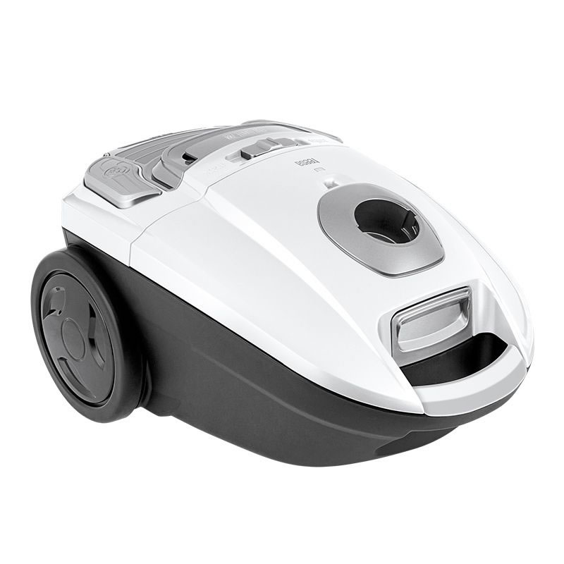 Aspirator Eco White Teesa, putere 700 W, filtru HEPA, clasa eficienta A