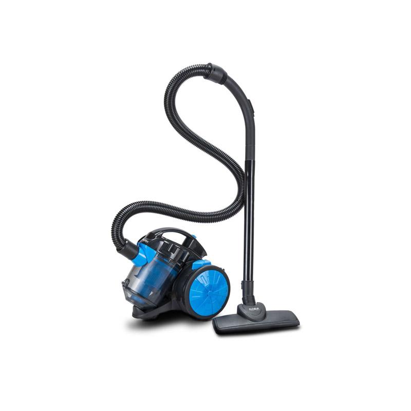 Aspirator Floria, 700 W, filtru HEPA, 2.5 l, cordon retractabil, albastru 2021 shopu.ro