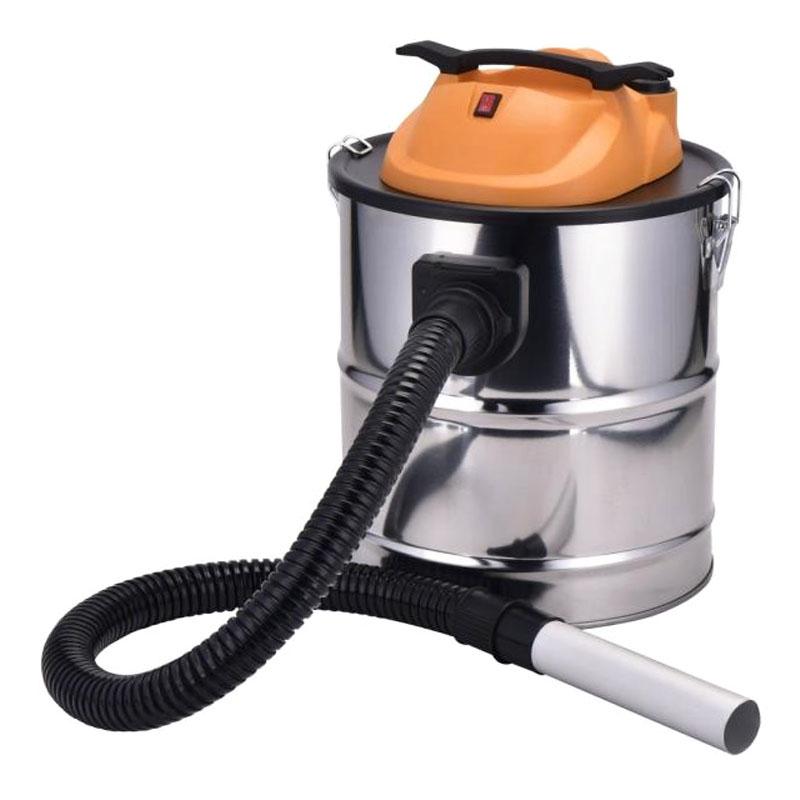 Aspirator industrial Sapir, carcasa otel inoxidabil, filtru HEPA lavabil, 18 l shopu.ro