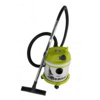 Aspirator profesional industrial Cleaner VC1400, 1400 W, 17 kPa, sac 20 l, absorbtie apa