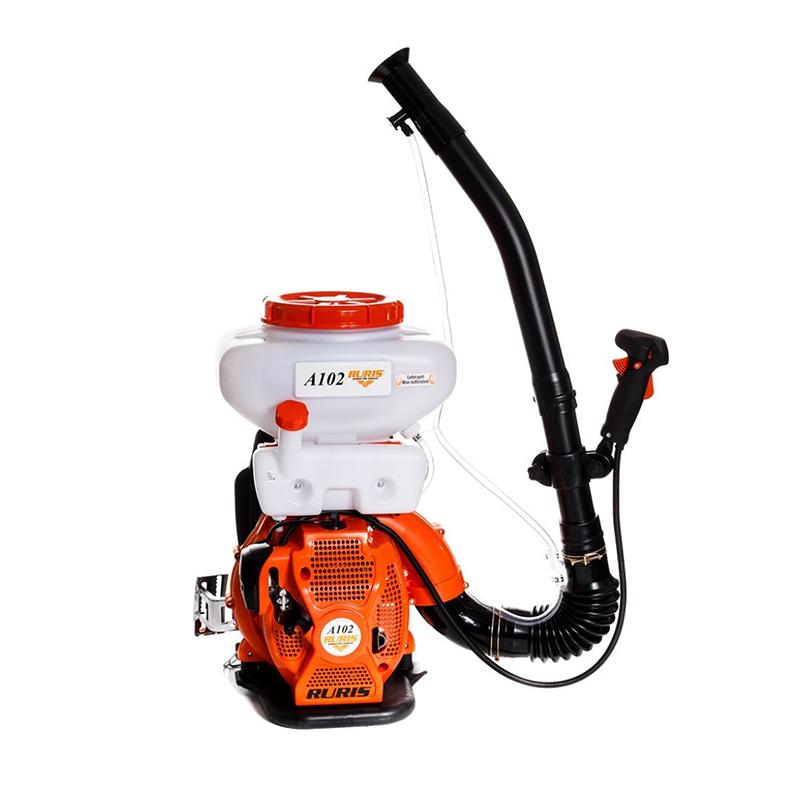 Atomizor Ruris A 102, 2.1 kW, 42 cmc, 1.4 l, benzina, 100 m/s, maxim 12 m shopu.ro
