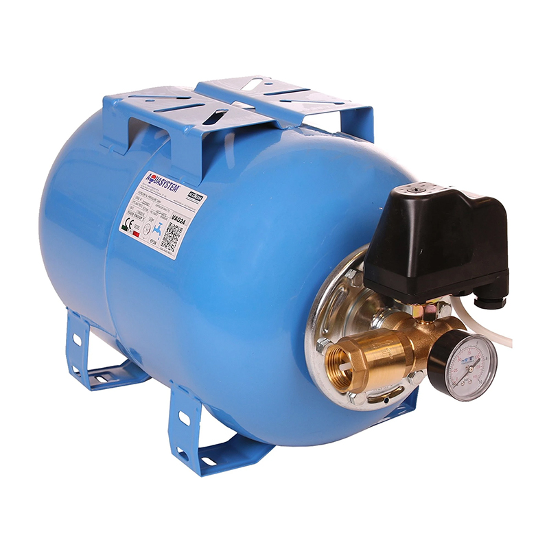 Automatizare hidrofor, 24 l, 10 bar, otel shopu.ro