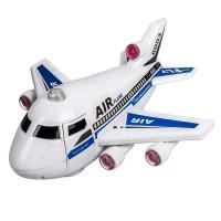 Avion cu sunete reale, 3 x AA, 3 ani+