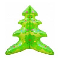 Pom de iarna festiv Bestway, 183 cm, gonflabil