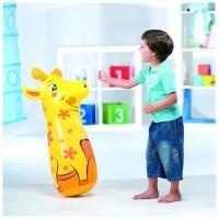 Sac de box Bestway, 91 cm, Girafa