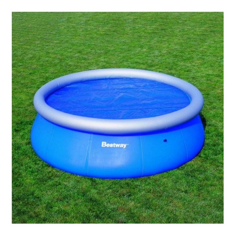 Copertina pentru piscina Bestway, 210 cm 2021 shopu.ro