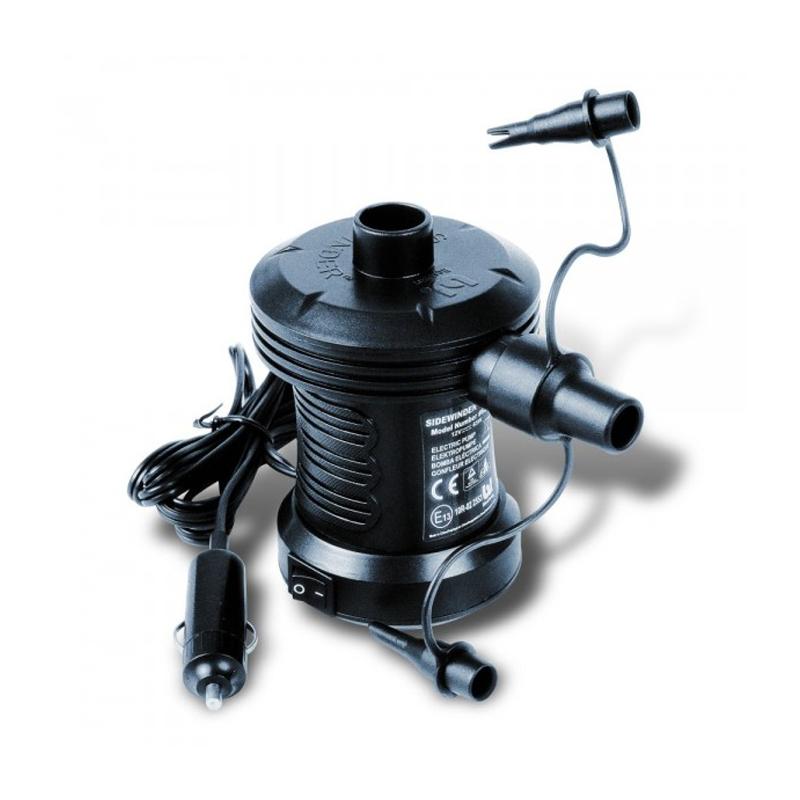 Pompa Sidewinder 2 Go Bestway, 3 adaptoare pentru valve 2021 shopu.ro