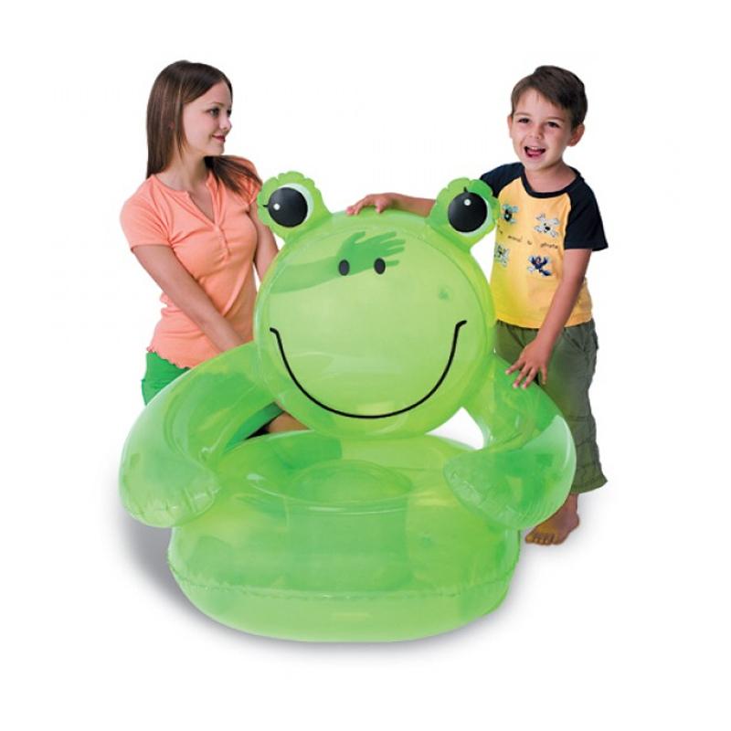 Scaun Frog Bestway, Verde 2021 shopu.ro