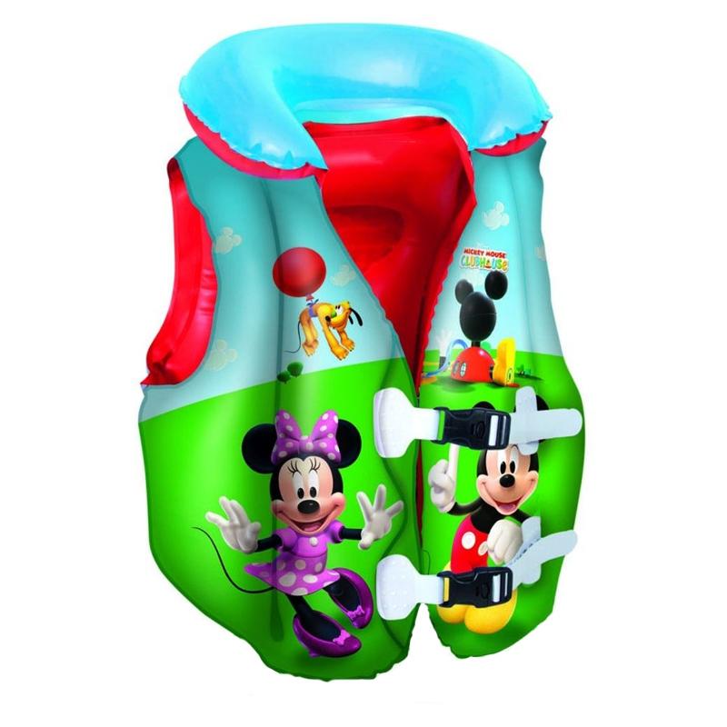 Vesta inot Mickey Mouse Bestway, 3-6 ani 2021 shopu.ro