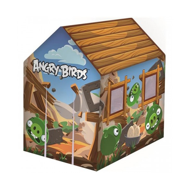 Casuta joaca Angry Birds Bestway, pliabila 2021 shopu.ro