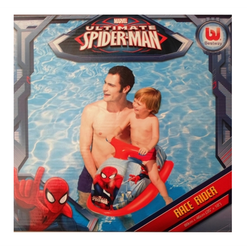 Pluta scuter Spiderman Bestway 2021 shopu.ro