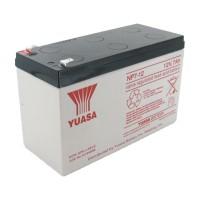 Acumulator plumb acid Yuasa, 12 V, 7 Ah