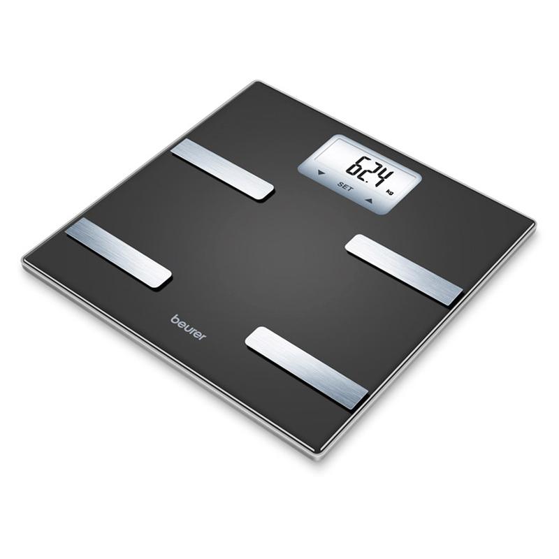 Cantar diagnostic BF530 Beurer, 180 kg, 8 memorii