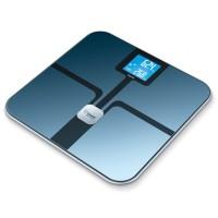 Cantar diagnostic de sticla BF800 Beurer, 180 kg, 8 memorii