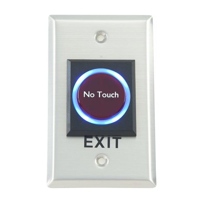 Buton de acces incastrabil Headen BI-02, iesire cu infrarosu 2021 shopu.ro
