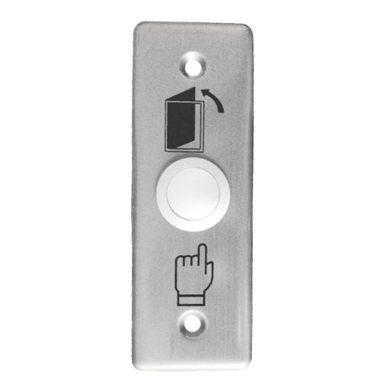 Buton de acces incastrabil Headen BI-03, comanda NO/NC 2021 shopu.ro