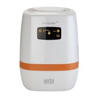 Umidificator si purificator aer Airwasher AirBi, 8 W, LCD