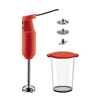 Blender de mana Bistro Red Bodum, 200 W, Rosu