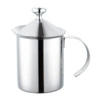 Cana spuma lapte Barton Steel, 800 ml, Inox