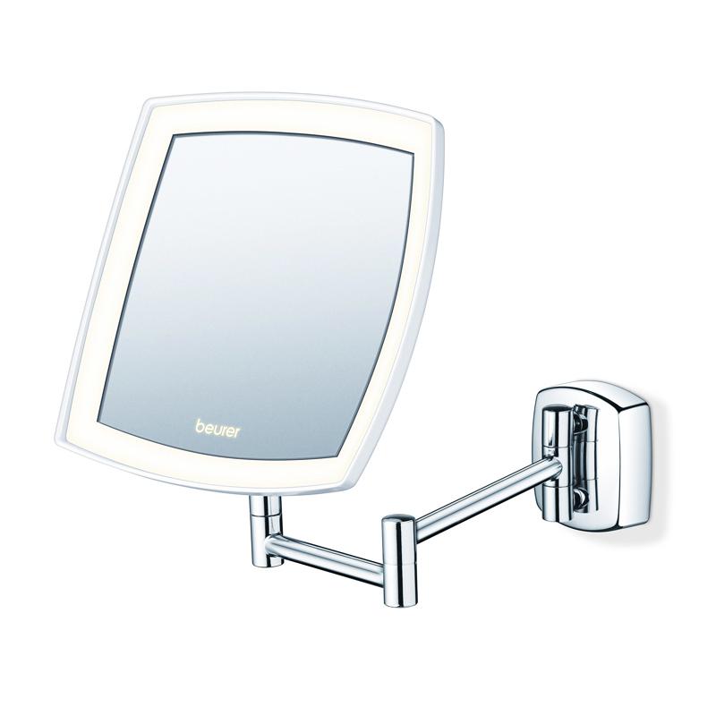 Oglinda cosmetica de perete Beurer, LED, 16 cm, marire 5x 2021 shopu.ro