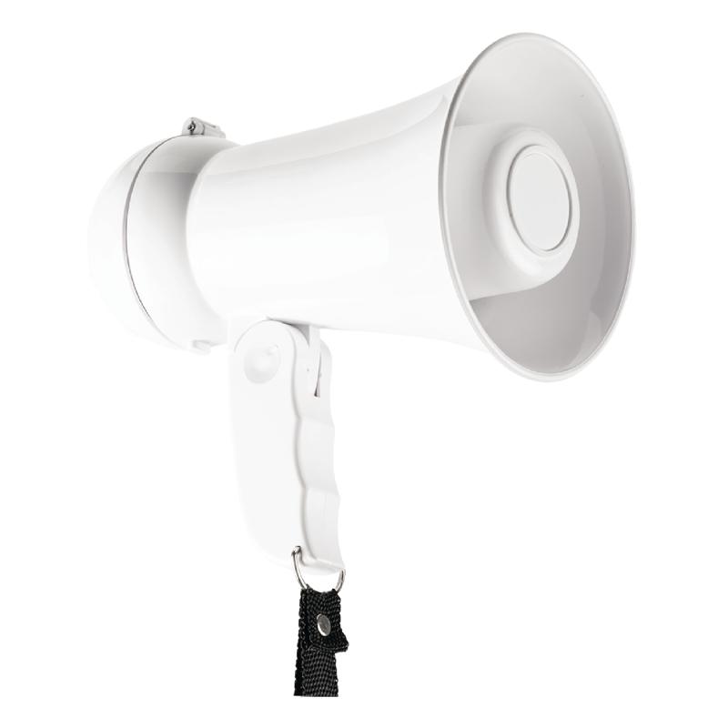 Megafon BasicXL, 5 W, 6 x AA, Alb
