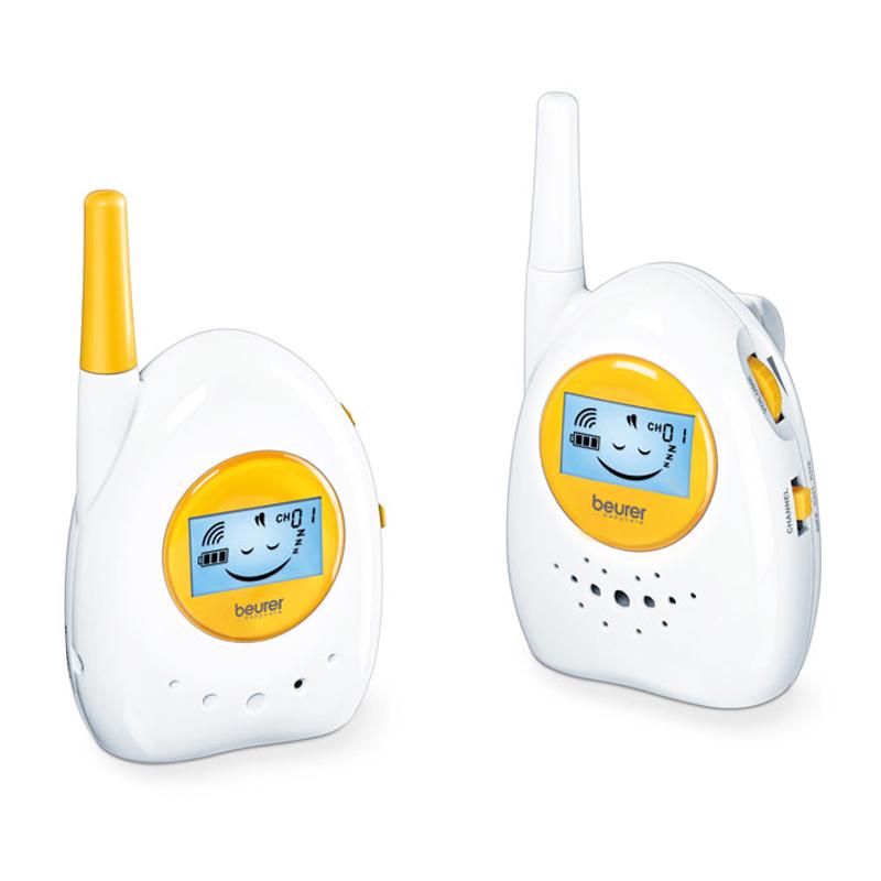Monitor audio pentru bebelusi Beurer, 800 m, 2 canale 2021 shopu.ro