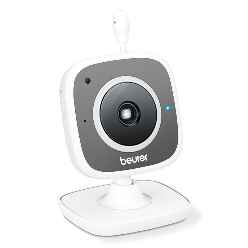 Monitor video pentru bebelusi Beurer, 5 cantece, functie zoom 2021 shopu.ro